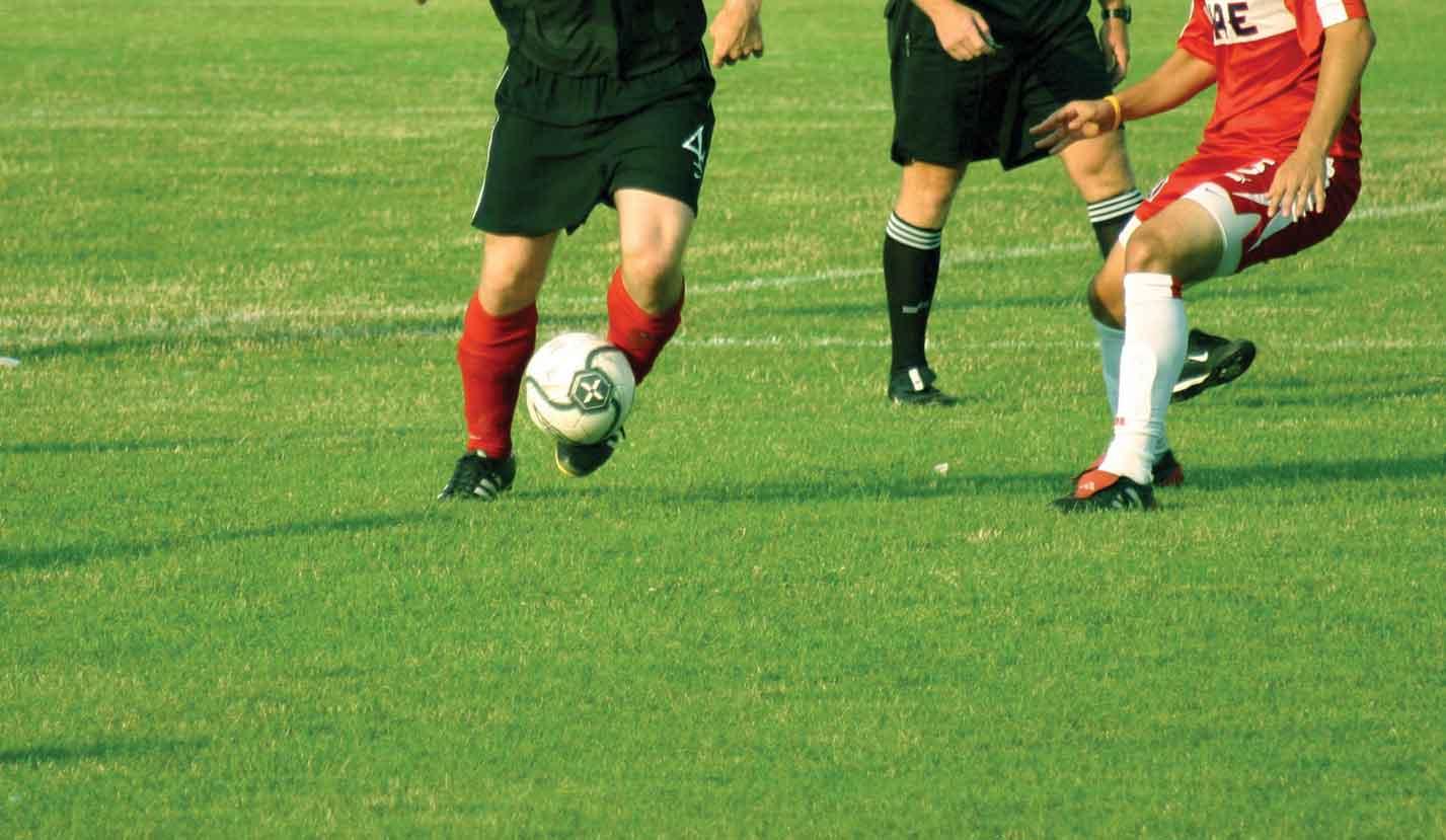 Césped artificial fútbol