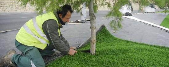 Jardín artificial: los beneficios del grass sintético en tu jardín