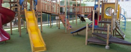 Juegos para jardín: césped + juegos + niños ¡diversión!