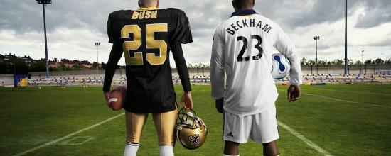 Canchas de césped sintético: fútbol americano al extremo