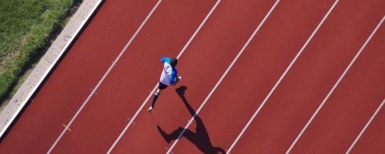 Las medidas exactas de las pistas atléticas