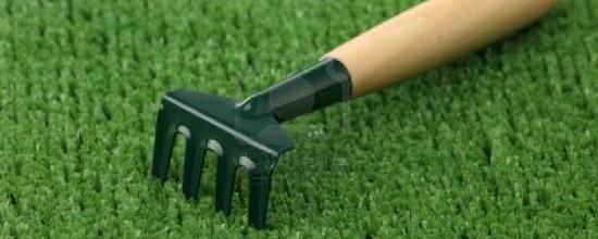 Cuidemos de nuestra hierba artificial en otoño