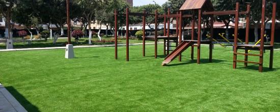 Instalacion Parque Cesar Vallejo- MDT