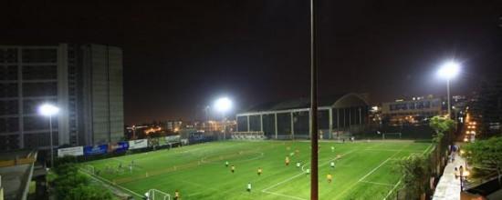 Iluminación de canchas de fútbol: complementos para una calidad excelente