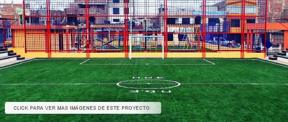 Complejo Nuevo Horizonte AREVALO IV