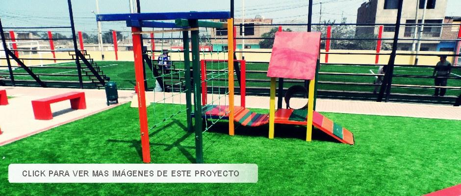 Desarrollo Proyecto Complejo Víctor