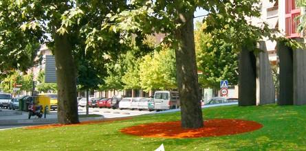 Césped artificial de colores: ¡pinta tu ciudad!