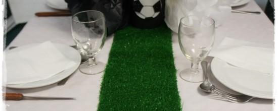 El césped artificial presente en tu mesa