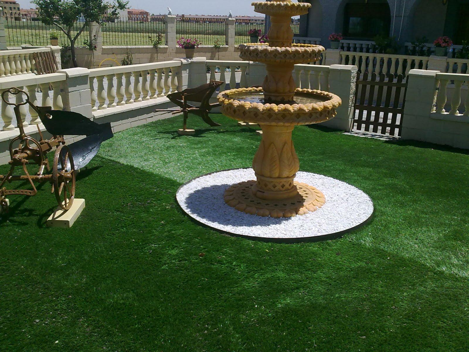 jardin artificial